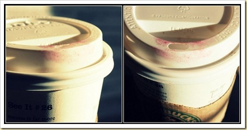 starbucks coffee cup quotes. coffee-cup-starbucks-lipstick