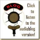 Audioblog Velveteen Mind Audio Blog