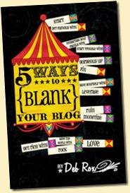 5WaysToBlankYourBlog