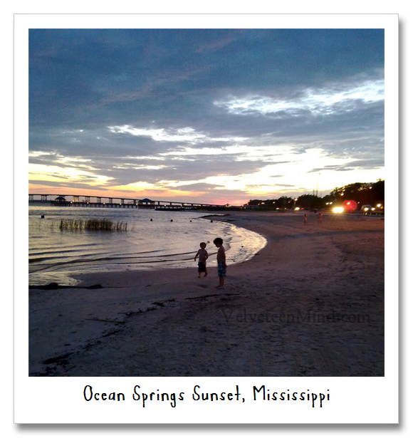 Ocean Springs Sunset