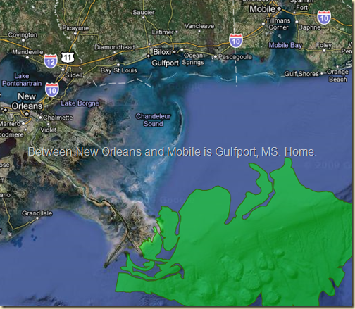 Interactive oil slick data map - WLOX-TV and WLOX.com - The News for South Mississippi