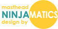 masthead design by Ninjamatics