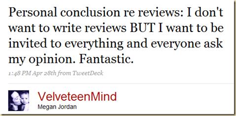 Twitter - Megan Jordan