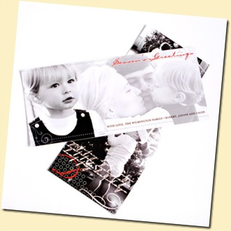 Photo Montage Holiday Greeting Cards