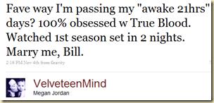 Twitter - Megan Jordan- Fave way I'm passing my