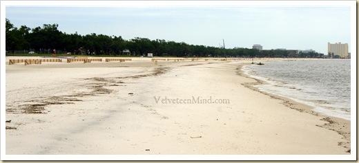 MS Gulf Coast Shoreline Oil Spill