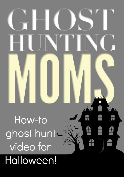 Ghost Hunting Moms: paranormal fun