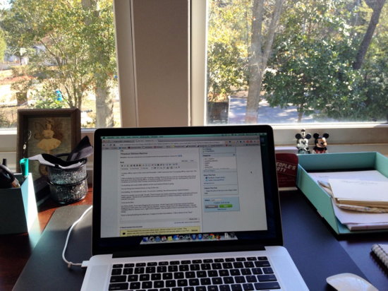 Writing View 2014
