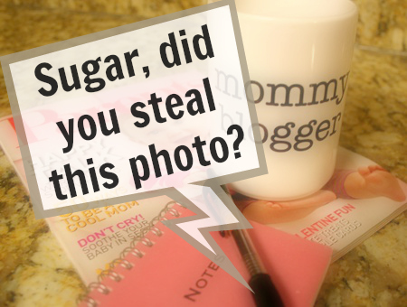 Have your blog photos been stolen? Do's and Don't's of Plagiarism for Mom Bloggers and More.