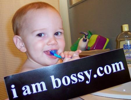 Goosetoothbrush