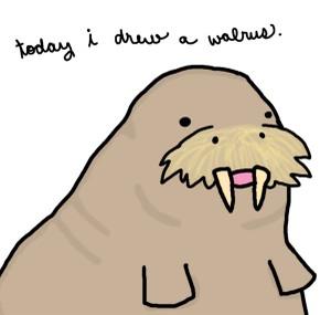Drewawalrus